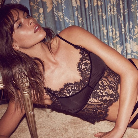 For Love And Lemons Other - NWT Emerie Cami Bra by For Love & Lemons Skivvies